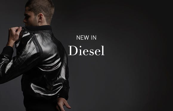 Moda premium e a líder mundial de jeans. Diesel Brasil Online. Moda de Luxo. Confira.