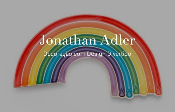 Cerâmica Objetos Decoração Casa Jonathan Adler Brasil Online. Moda Luxo.