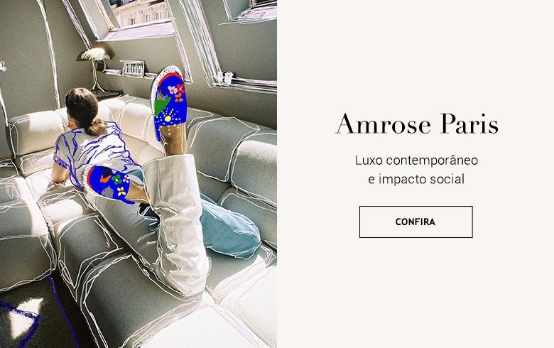 Amrose Paris Brasil Online.
