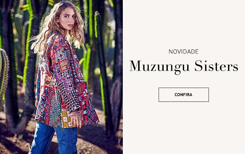 Roupas sustentabilidade Moda sustentavel respeito cultural e a responsabilidade social. Muzungu Sisters Brasil Online.