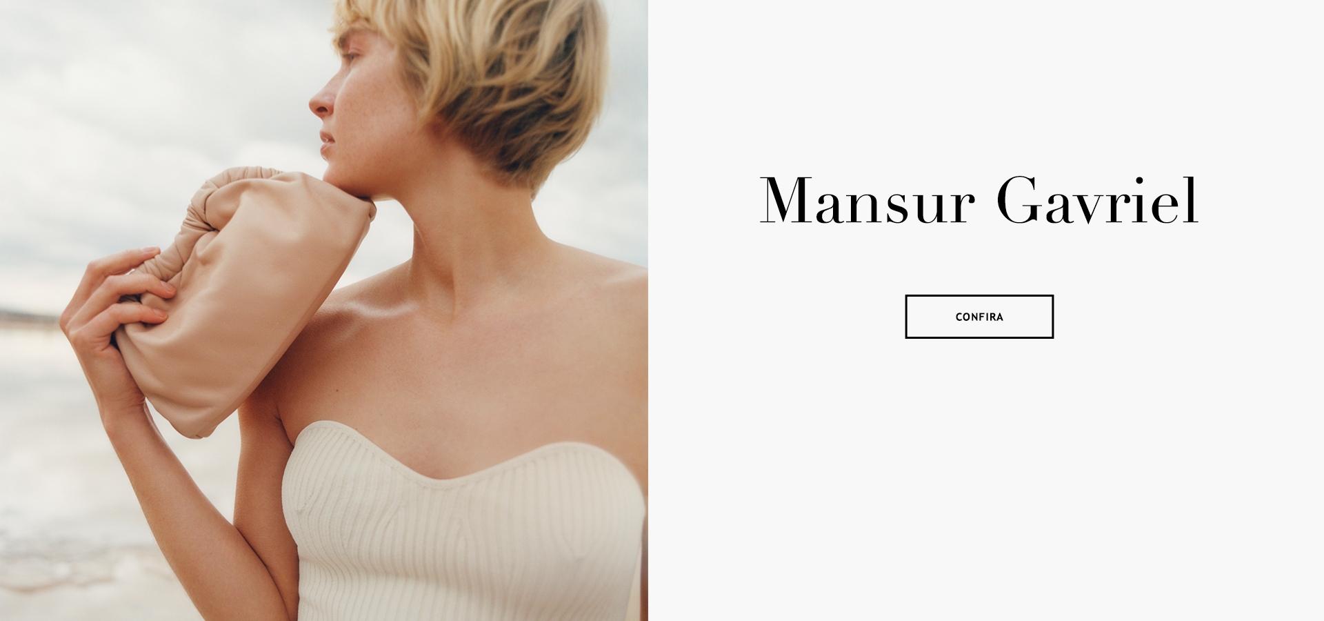 Modernas e Luxuosas. Bolsas de Couro Moda feminina acessórios moda de luxo Mansur Gavriel Brasil Online