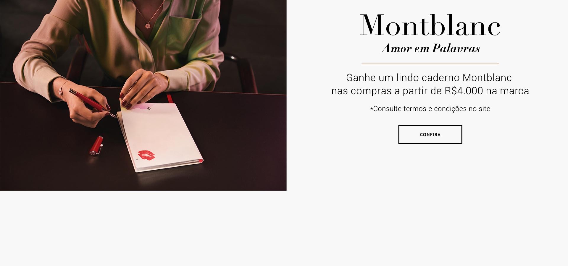 Artesanato e design Montblanc Brasil Online. Instrumentos de escrita relógios artigos de couro headfones e acessórios Moda de Luxo Acessórios